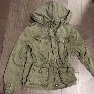 Talula Utility Jacket